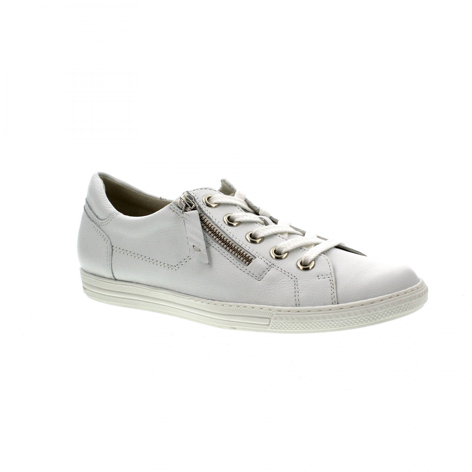 Paul Green 4940-006 White Leather