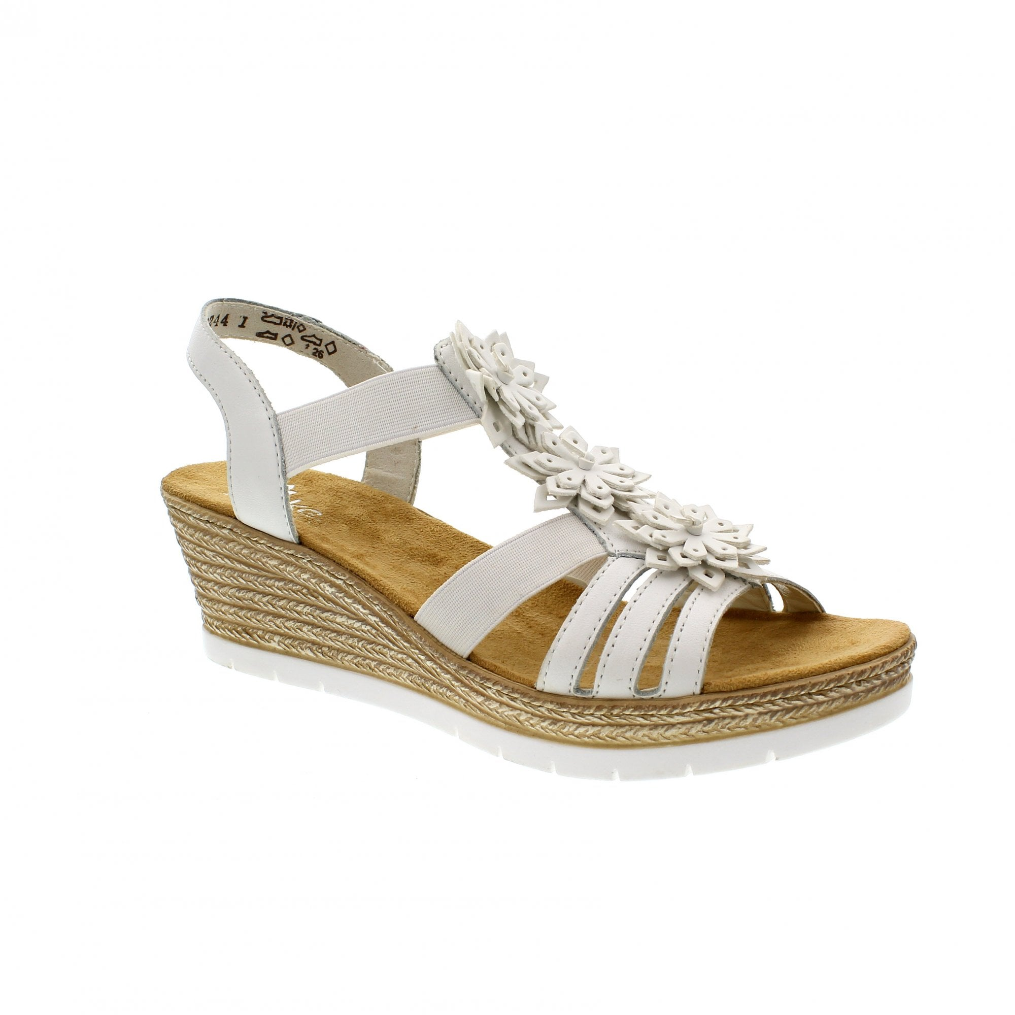 b6f2d0a4850 Free UK Delivery · Home · Womens · Sandals · Sandals  Rieker 61949-80. Tap  image to zoom. 61949-80. 61949-80