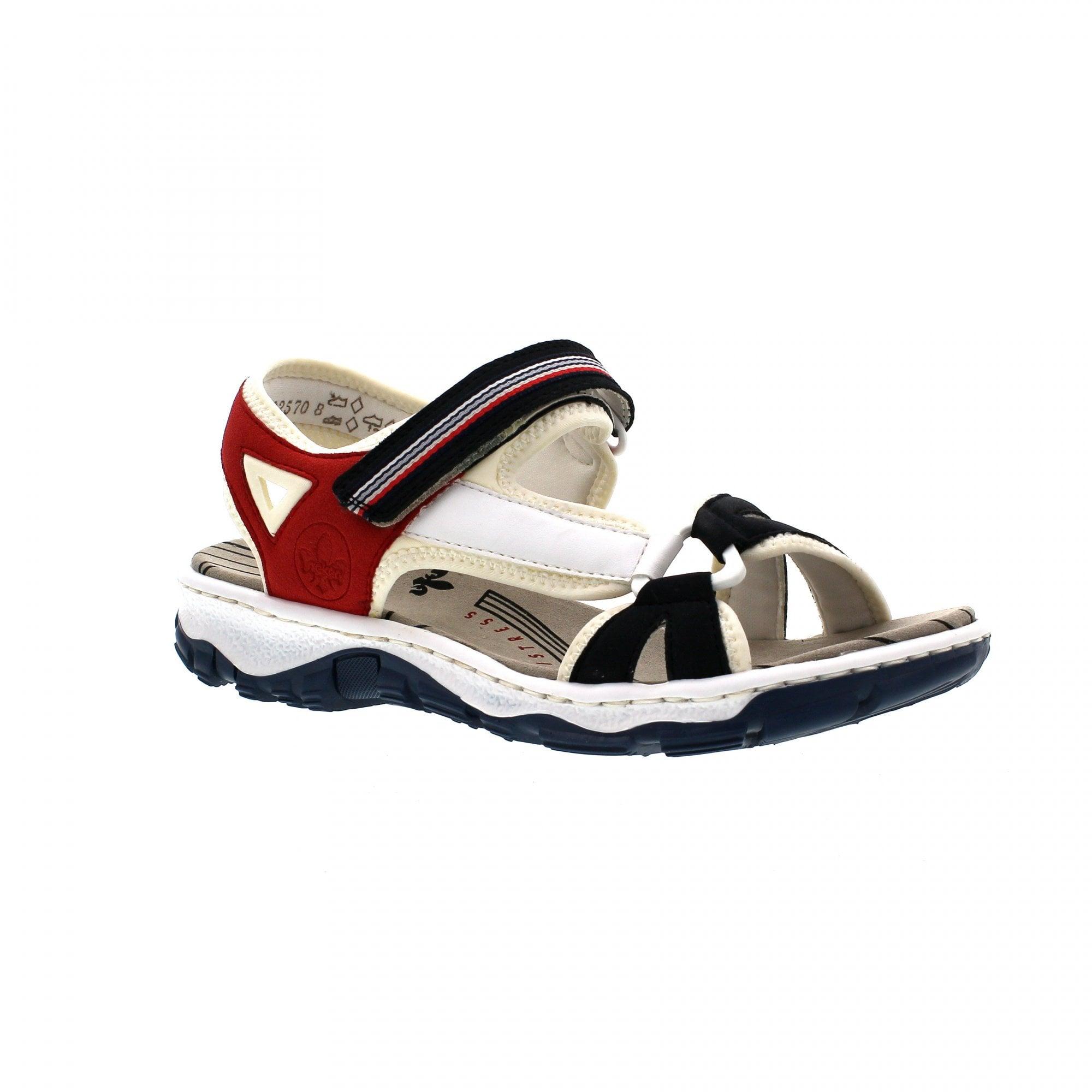 Rieker 68877-15 Womens Walking Sandals