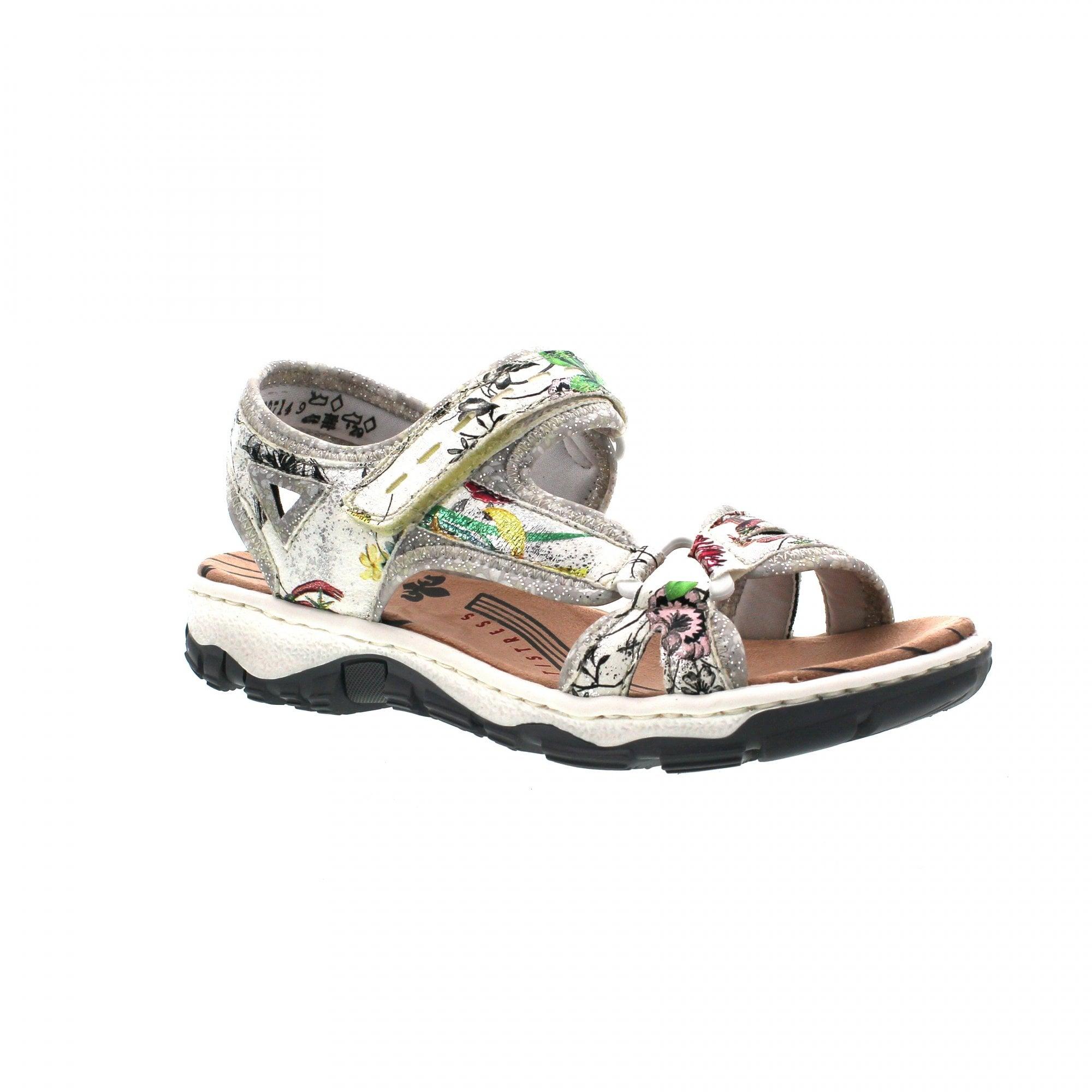 Rieker 68879-90 Womens Walking Sandals