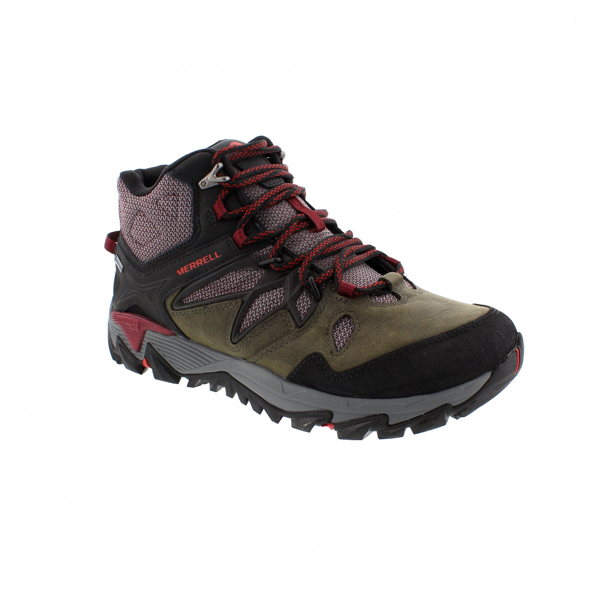 Merrell All Out Blaze 2 Mid Gore-Tex J41052 Womens Walking Boots ... 10a194de91a