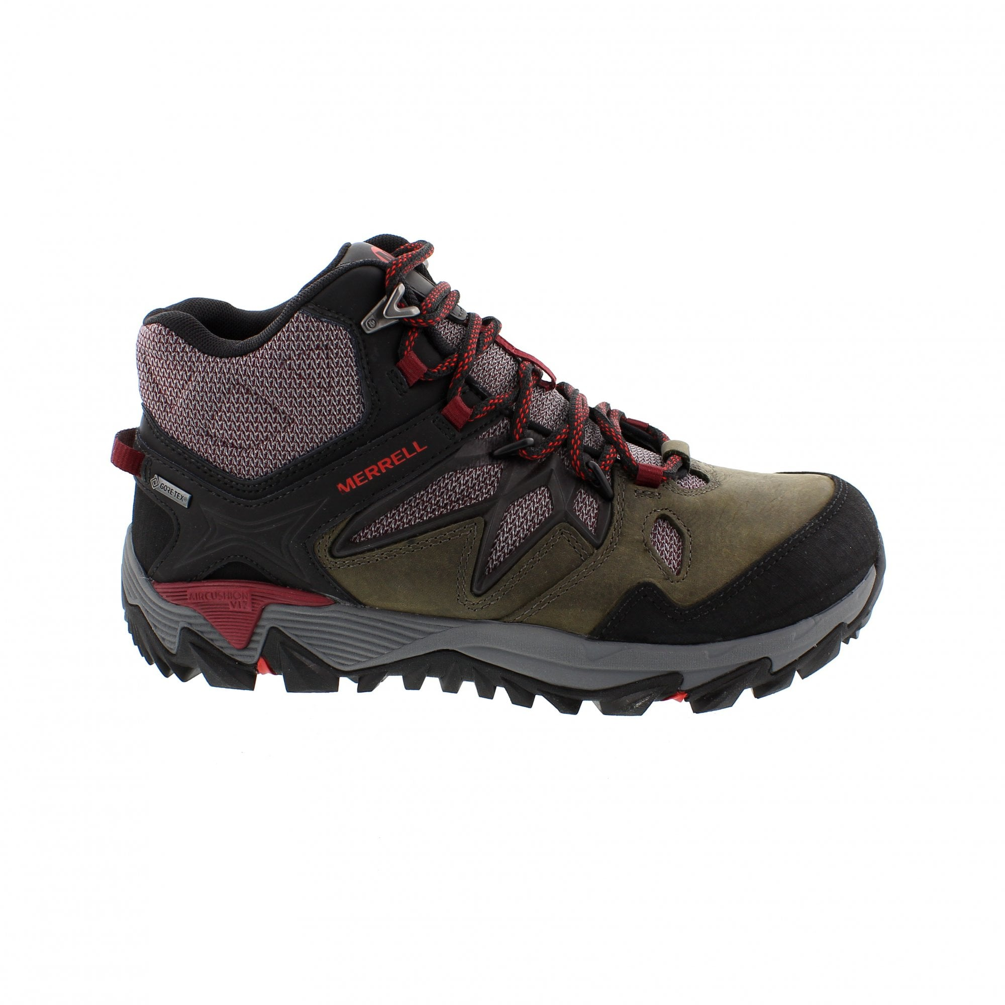 Ladies Merrell Casual Gore tex Walking Boots All Out Blaze 2 Mid