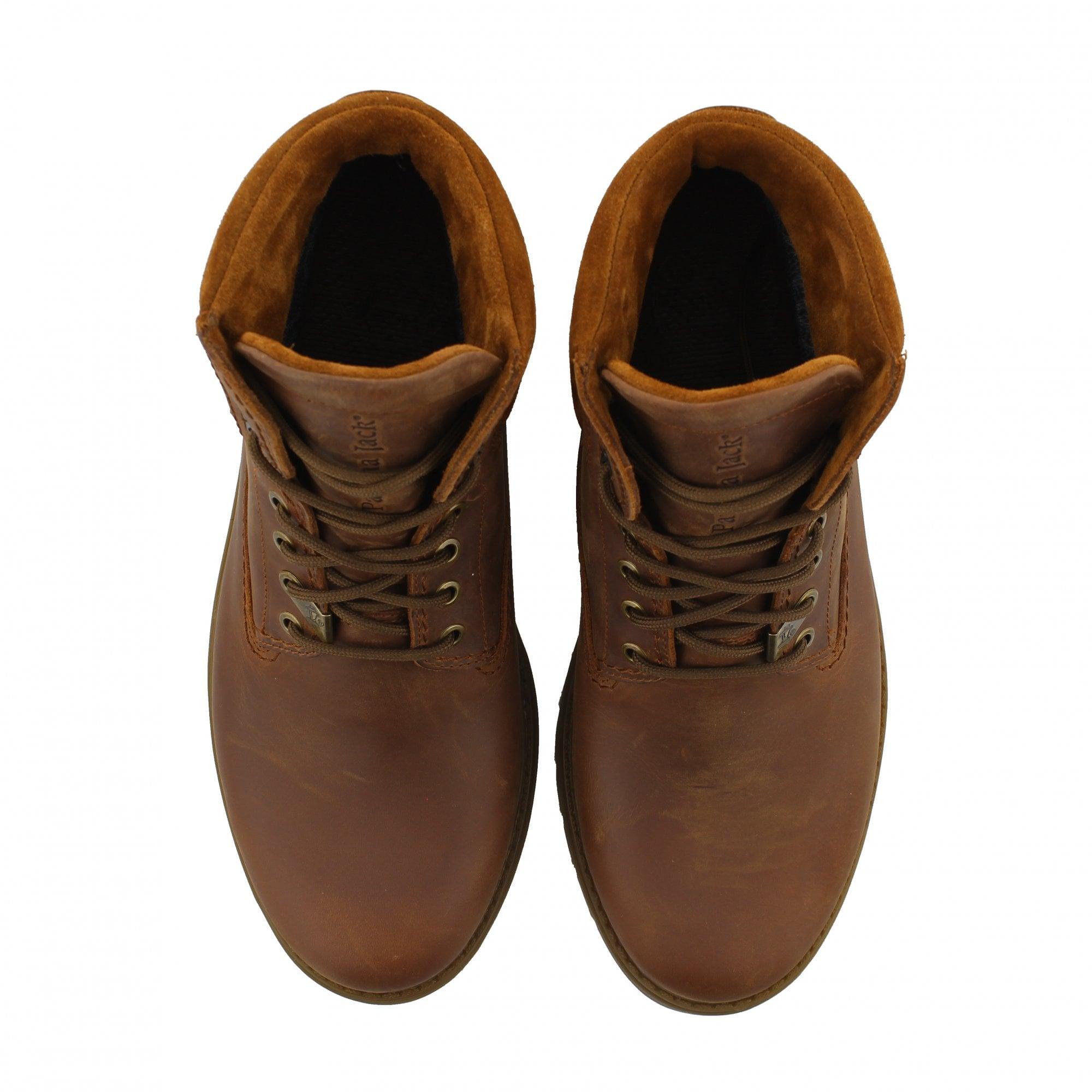 ac917e122842cf Panama Jack Amur GTX C8 Tan Mens Ankle Boots