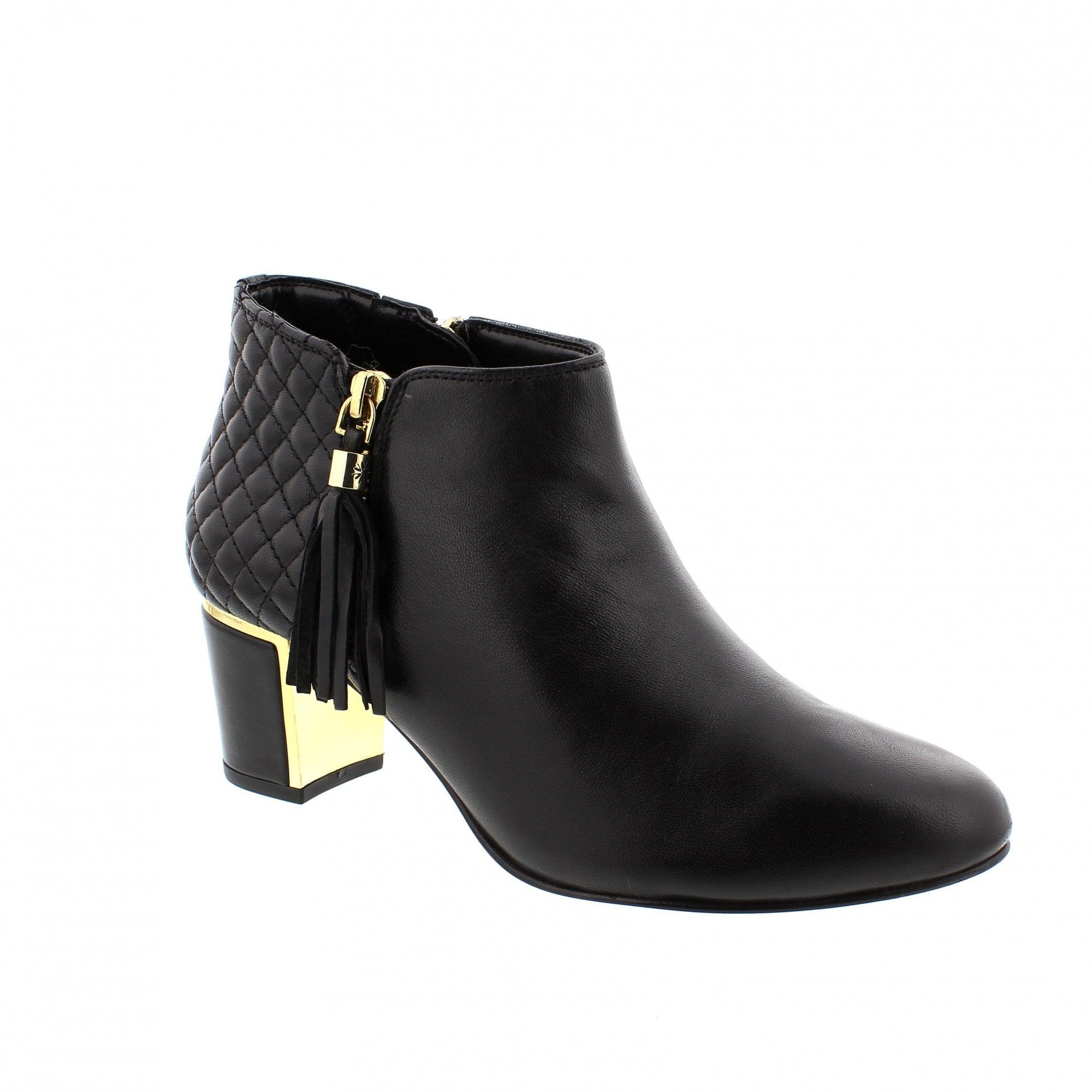 Van Dal Arial III 2911120 Black Leather