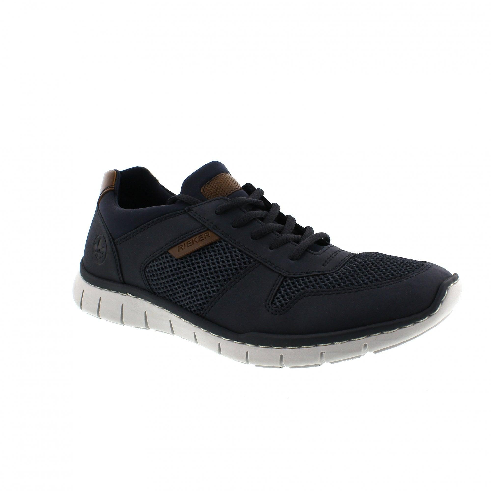 Details zu Rieker Sneaker B8773 16 blau