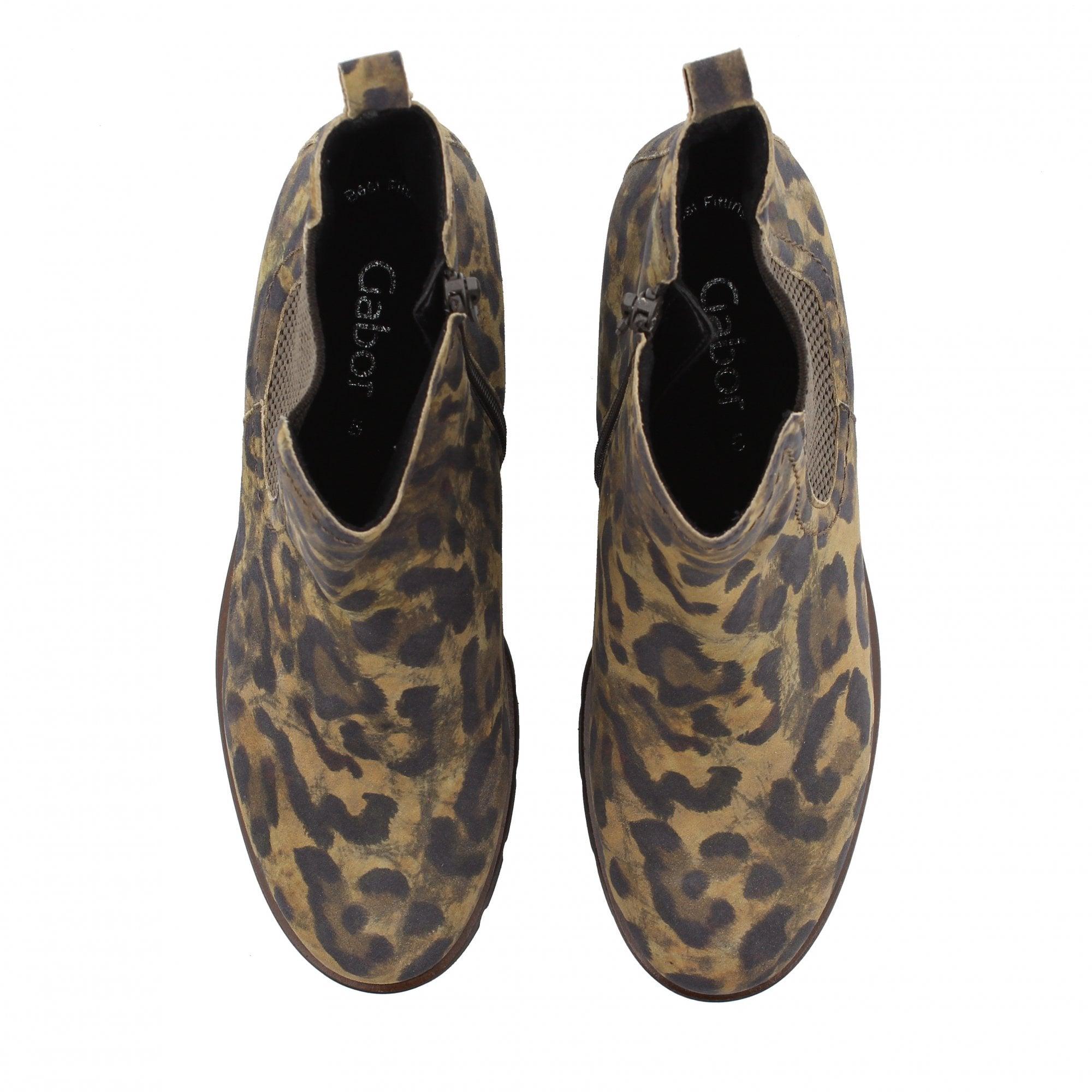 Gabor Bodo 34-710-48 Leopard Print