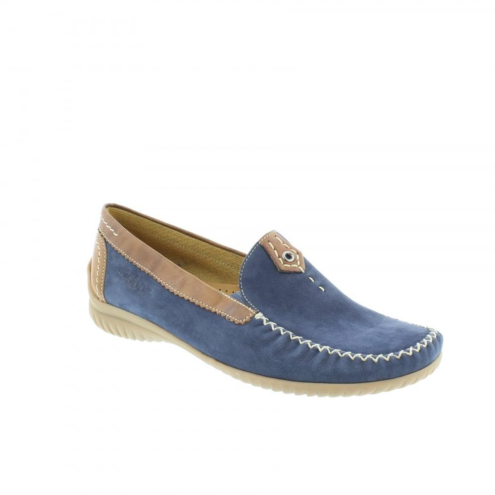 Gabor California 86-090-46 Womens Slip On Shoes