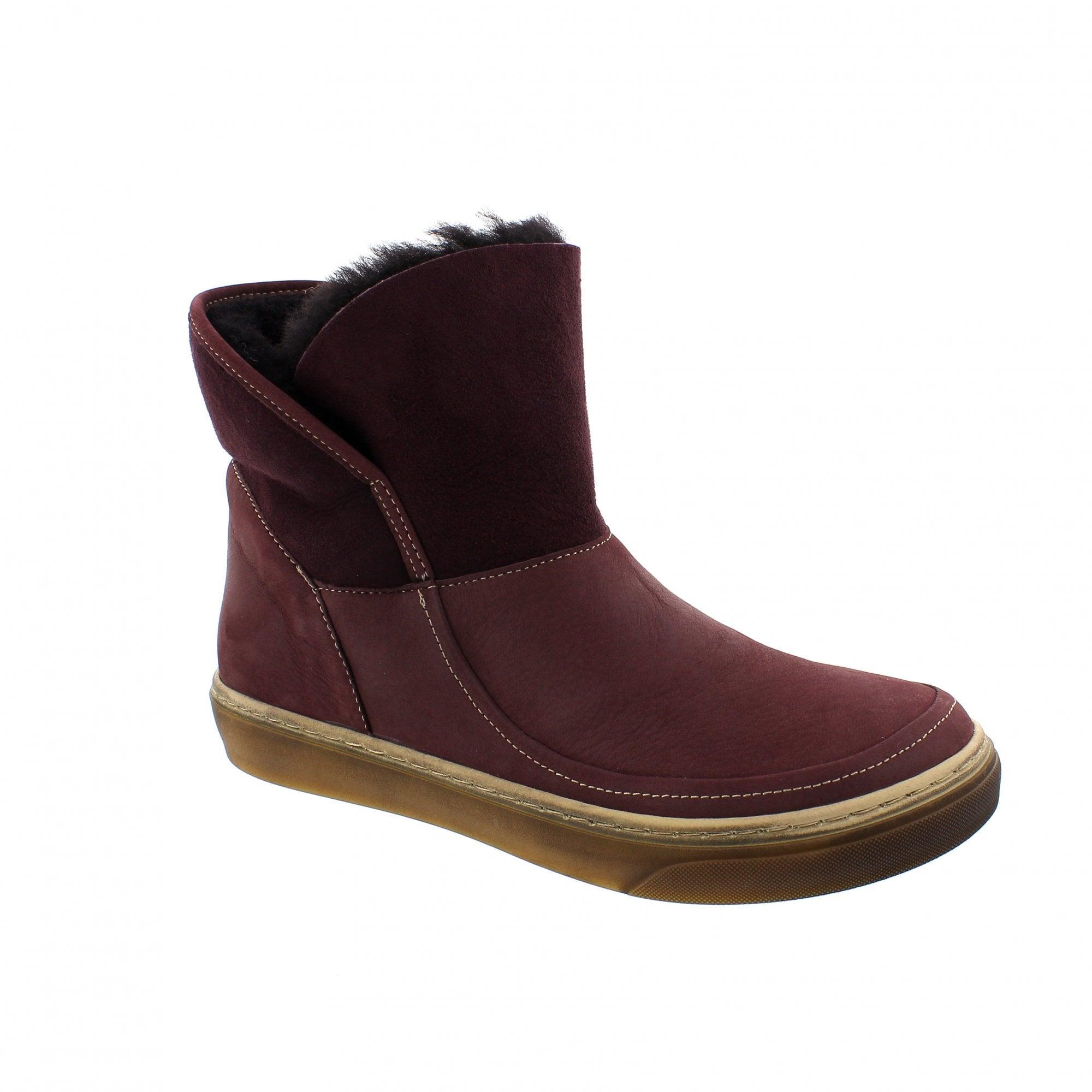Josef Seibel Caro 23 Purple Womens Ankle Boots | Rogerson Shoes