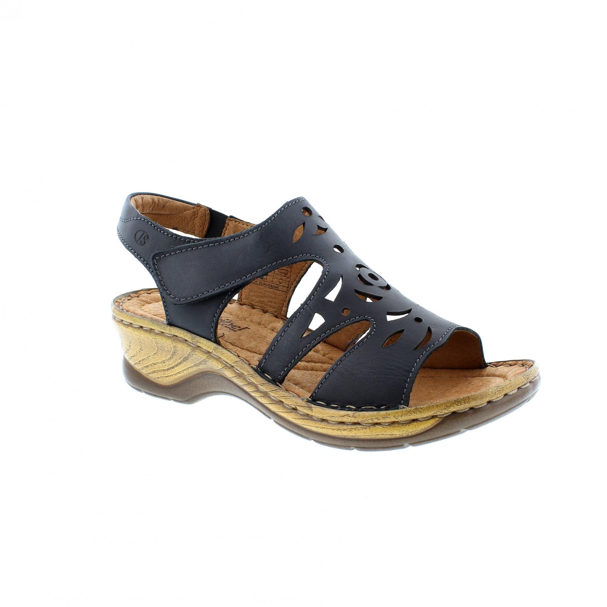e8a8825db812f Josef Seibel Catalonia 56 56522-950100 Womens Sandals