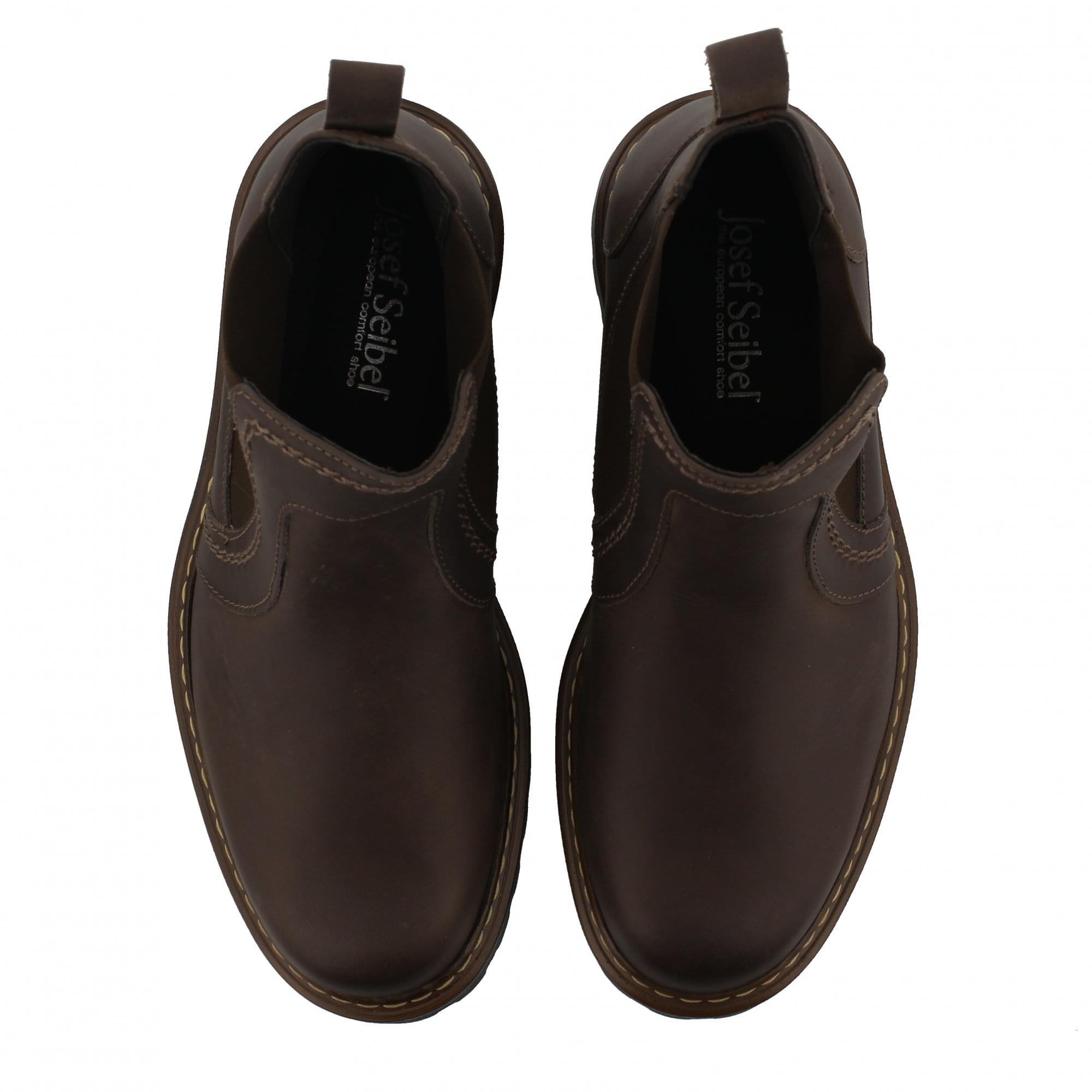 genießen Sie besten Preis 100% authentisch billig zu verkaufen Josef Seibel Chance 27 21946-66310 Brown Chelsea Boots ...