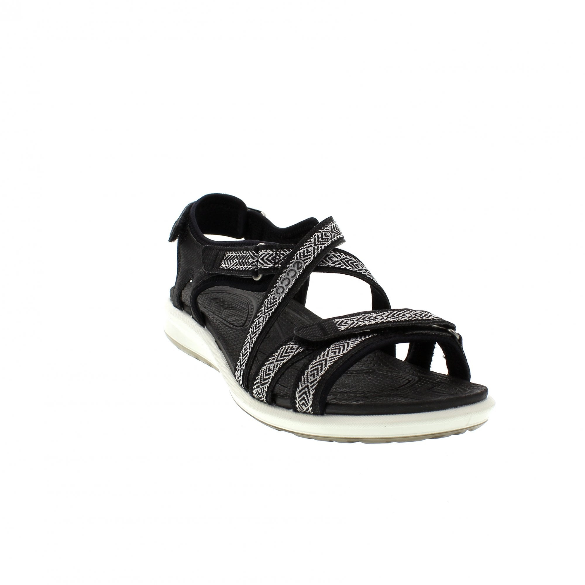 d0bafc8576ae Ecco Cruise 821853-00001 Womens Sandals