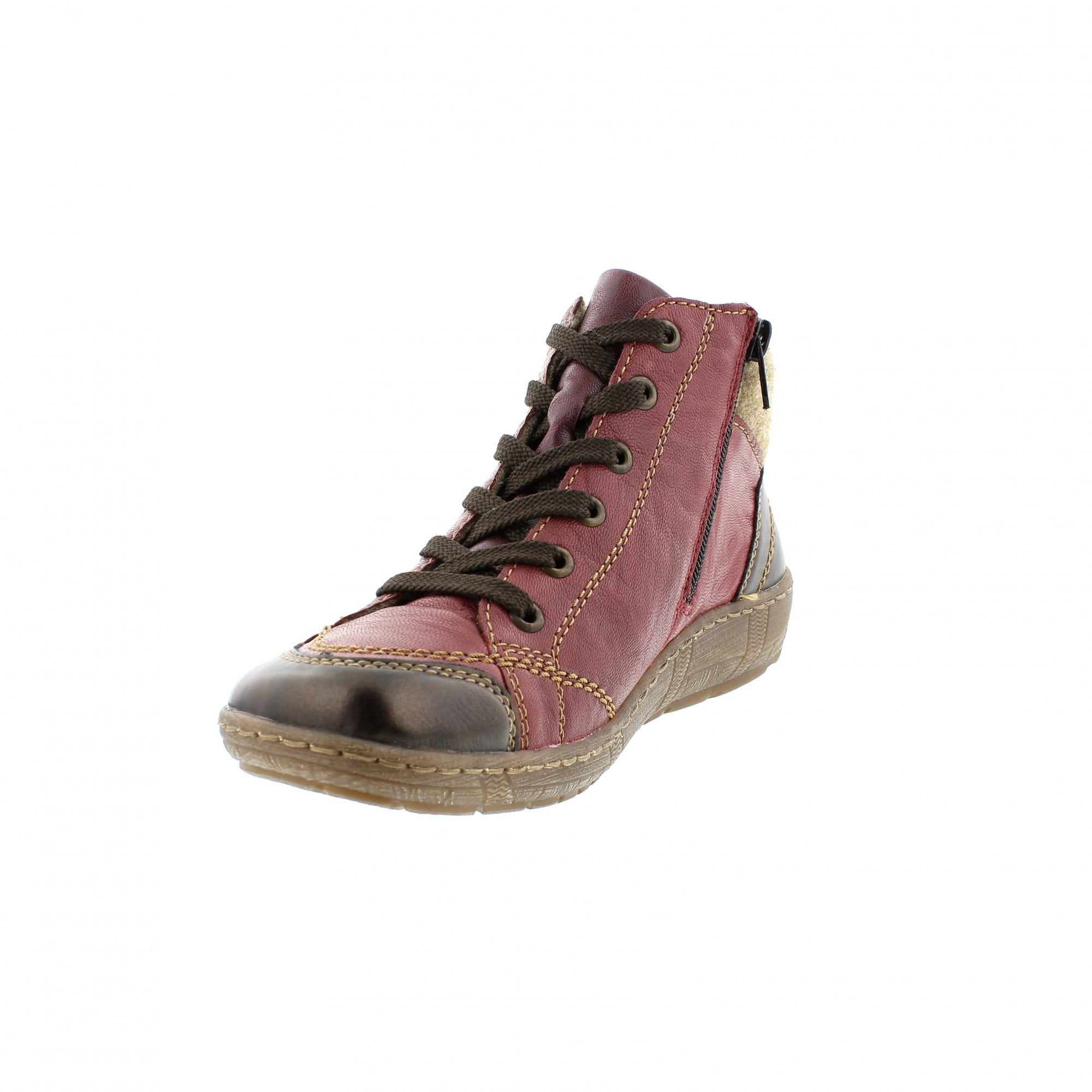 54965d389308 Remonte D3886-35 Womens Ankle Boots