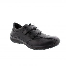e718c2f186cce Imac Ditale 202100-2290-011 Mens Black Lace Up Shoes