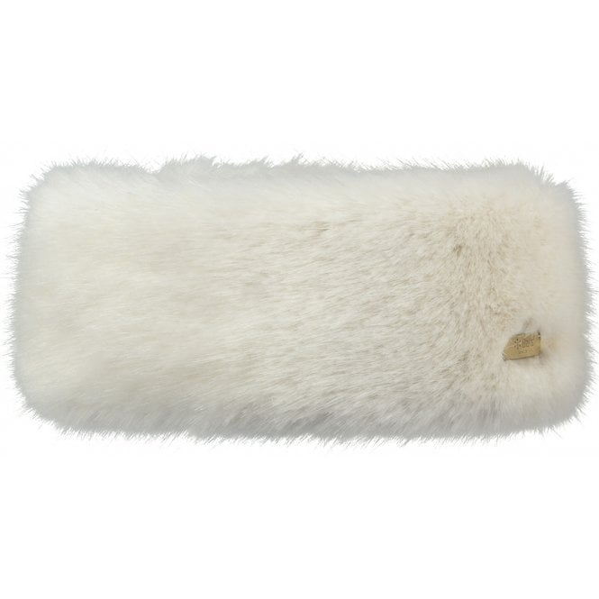 Barts Fur Headband | 0119-10 | White