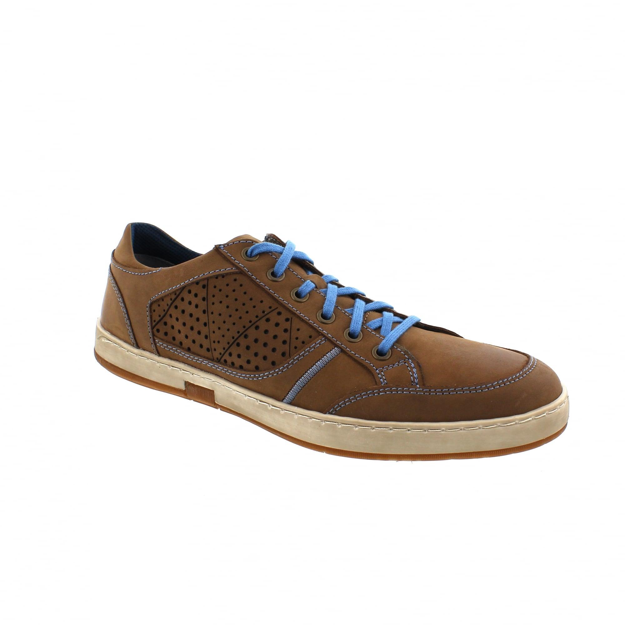 billiger Verkauf berühmte Designermarke größte Auswahl Josef Seibel Gatteo 12 11119-767310 Mens Trainers | Rogerson Shoes
