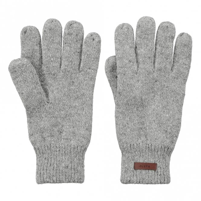 Haakon Gloves | 0095-02 | Heather Grey