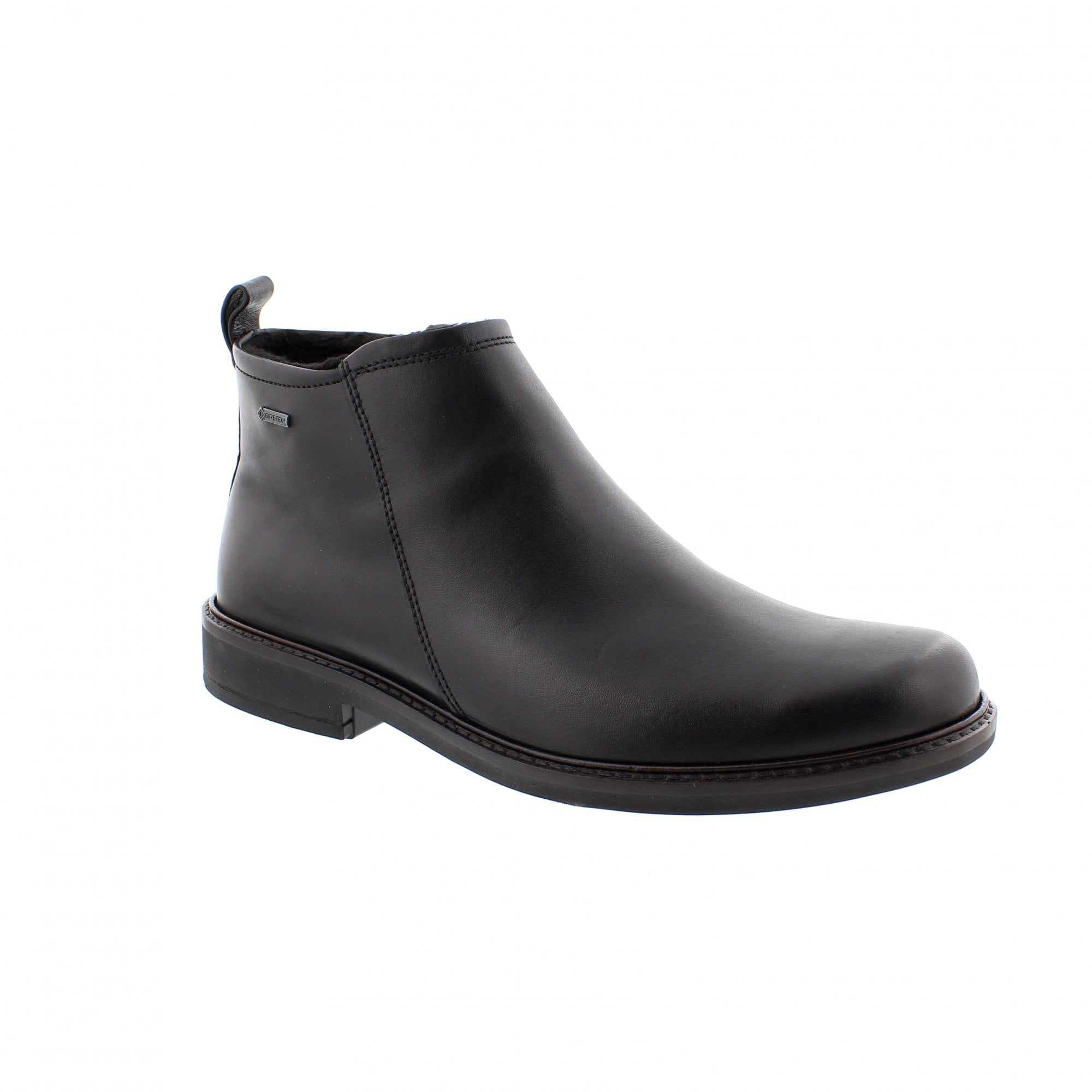 b6880a37f4b54 Ecco Holton 621194-11001 Mens Ankle Boots