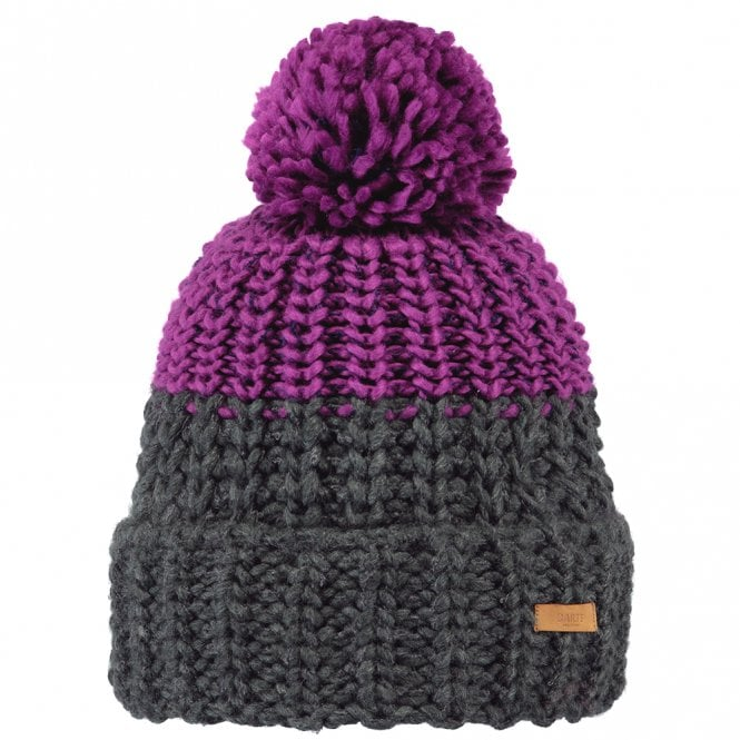 Jorke Beanie | 4499-19 | Dark Heather