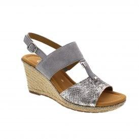 d99fd3e53f Suede Gabor Sandals
