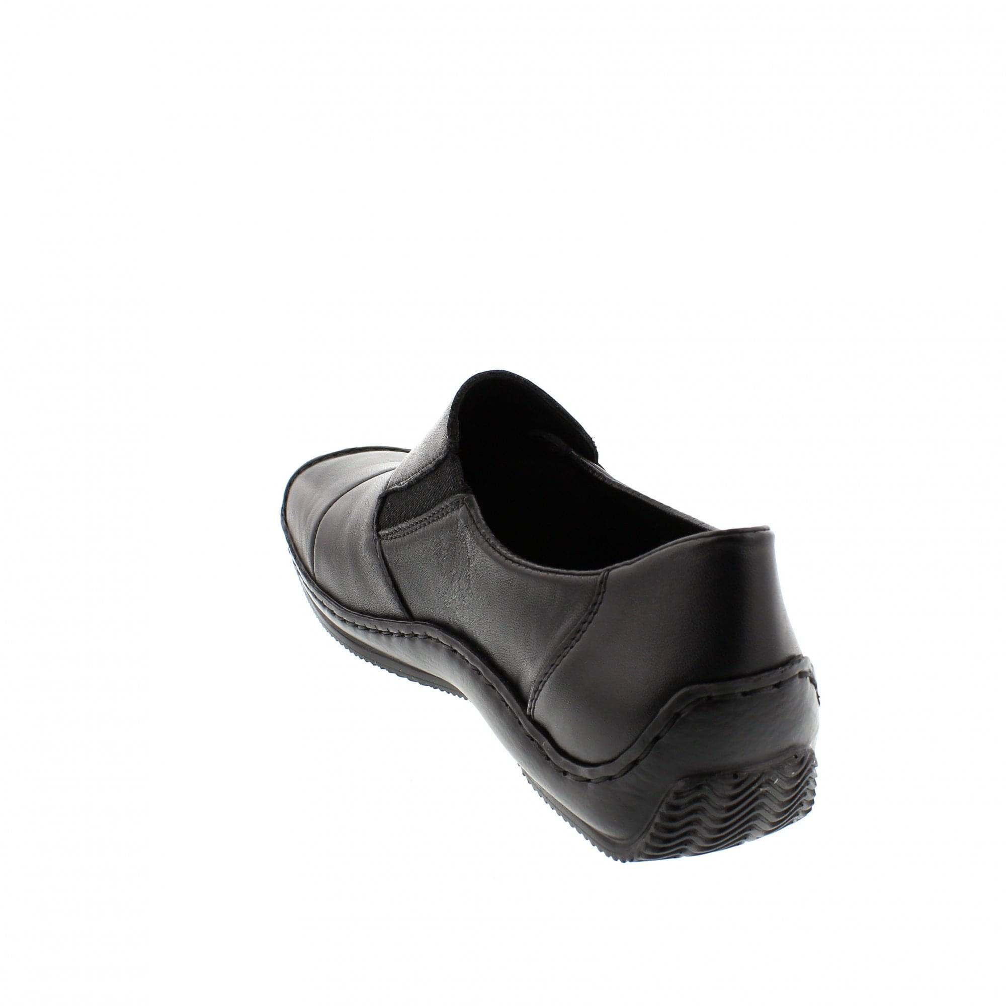 Rieker Damen L1762-00 Slipper