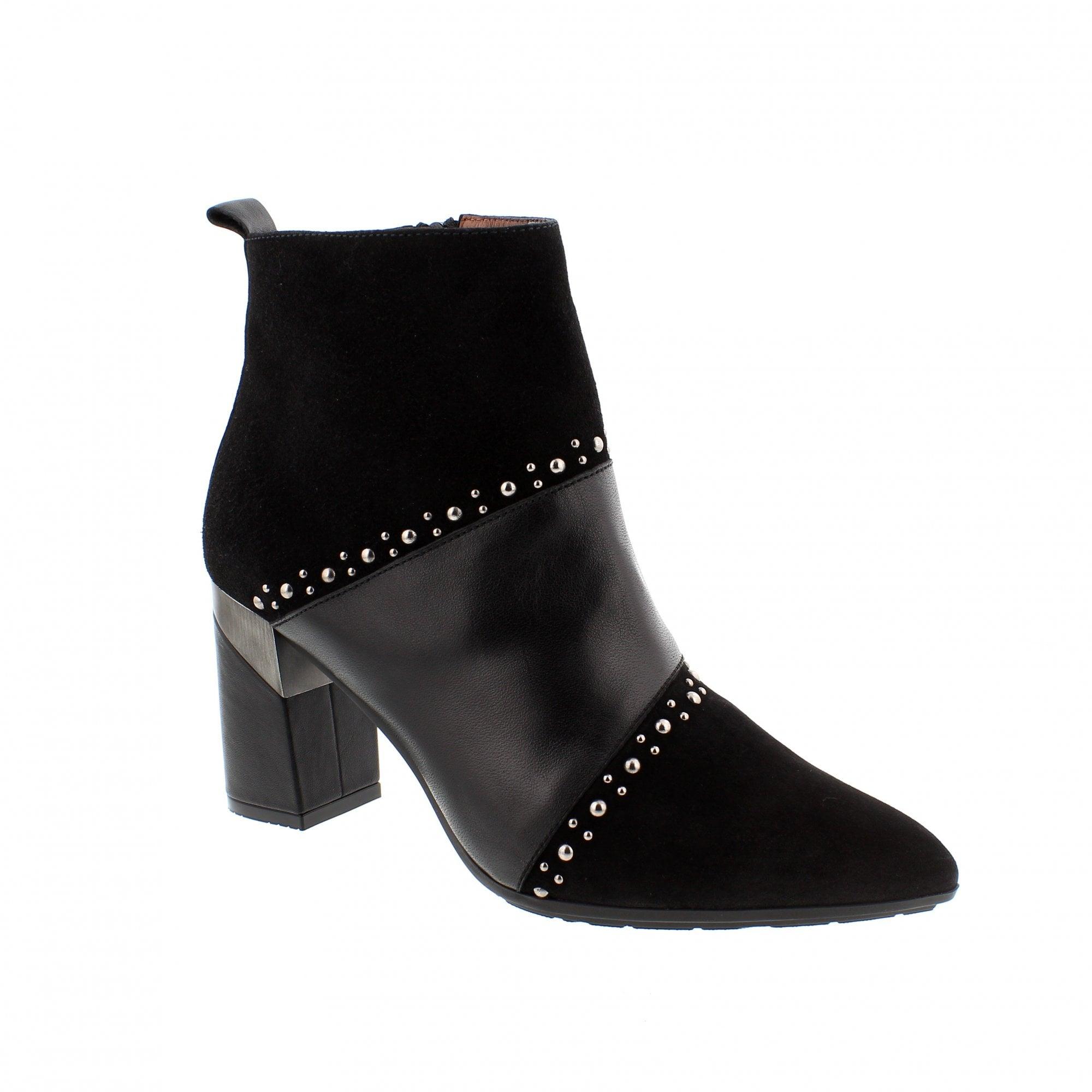 8127c3fd84ac7f Hispanitas Lino 87587-V10 Womens Ankle Boots