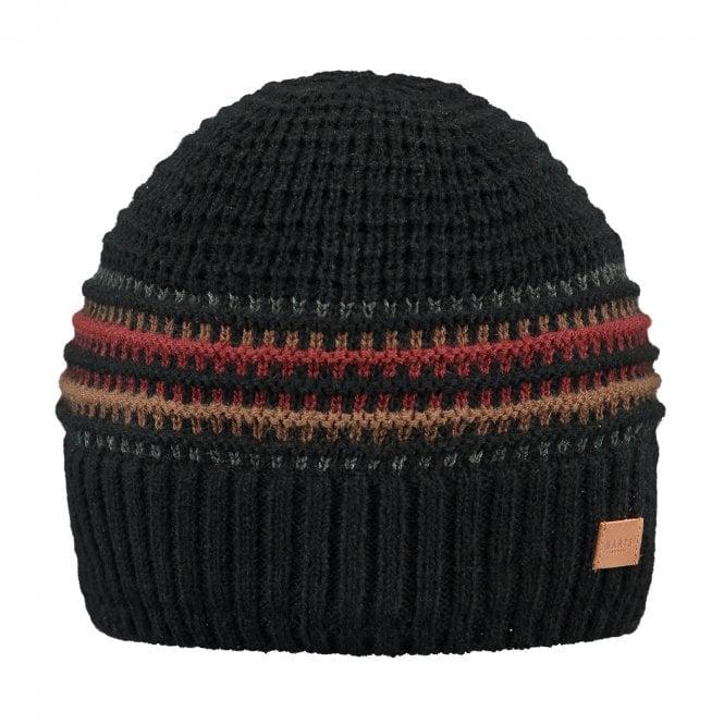 Loz Beanie   5731-01   Black
