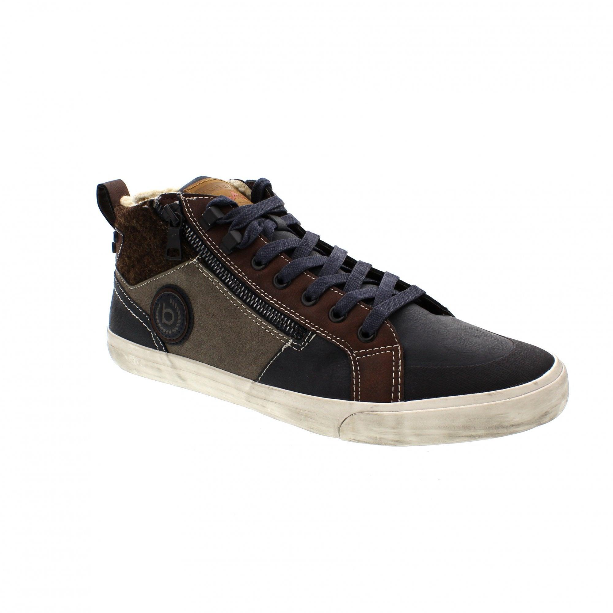 Bugatti Mahalo 321 30454 5959 8141 Mens Ankle Boots