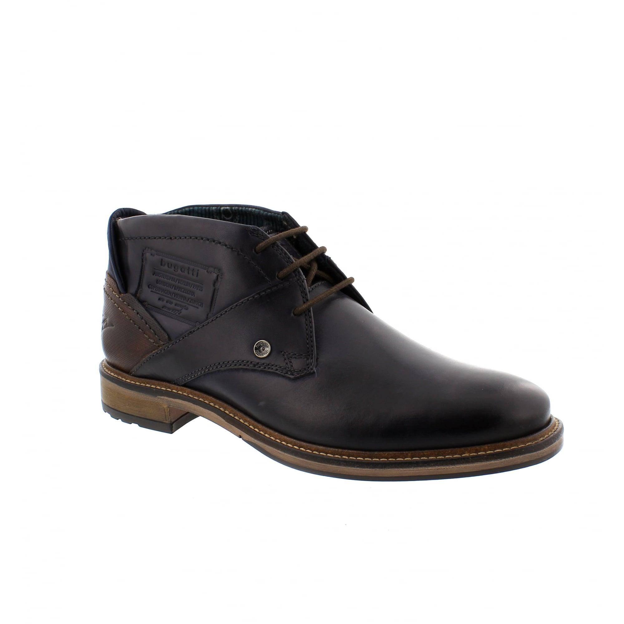 Bugatti Marcello 311 37734 1100 4100 Mens Ankle Boots