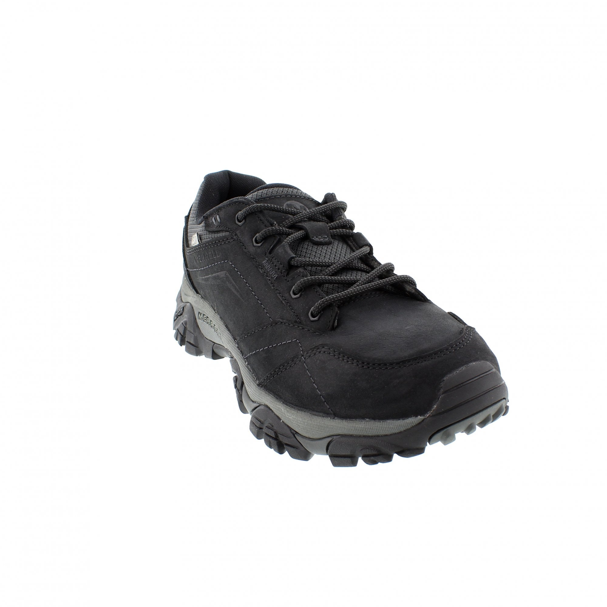 merrell moab adventure lace waterproof black