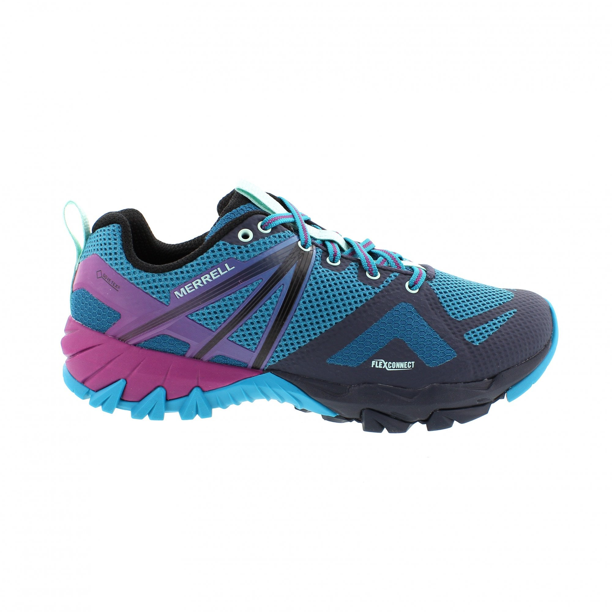 d8faa1fd4e9 Merrell Mqm Flex Gore-Tex J19648 Womens Trainers | Rogerson Shoes