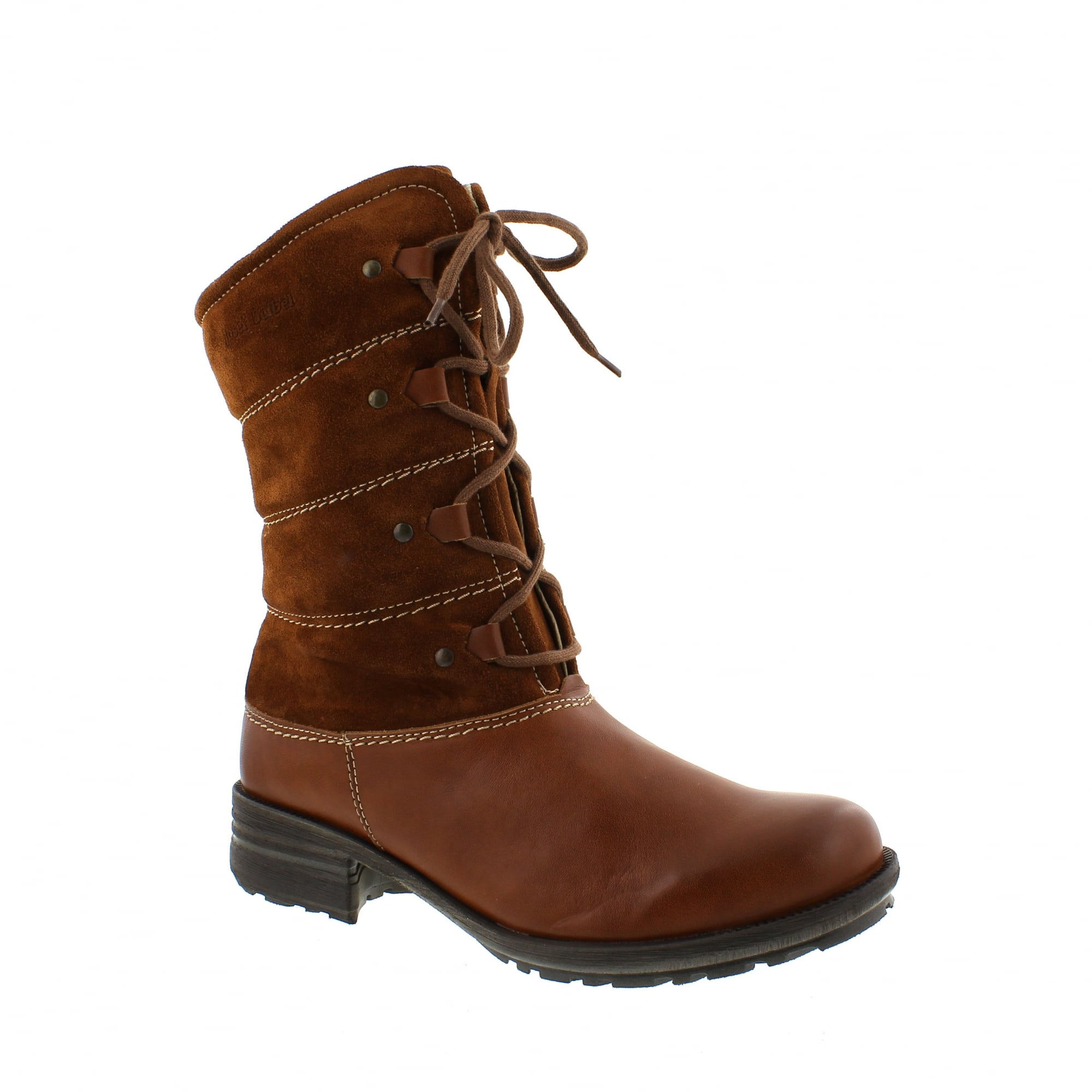 Josef Seibel New Palmira 93772PL782345 Womens Mid Calf Boots