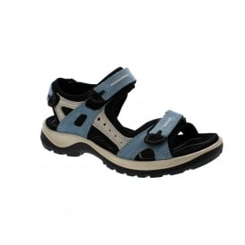 Ecco Offroad 069563-02292 Womens Walking Sandals