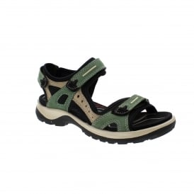 Ecco Offroad 069563-50311 Womens Walking Sandals