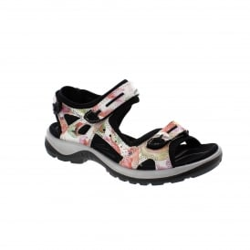 Ecco Offroad 069563-51032 Womens Walking Sandals