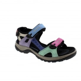 Ecco Offroad 822083-50408 Womens Walking Sandals