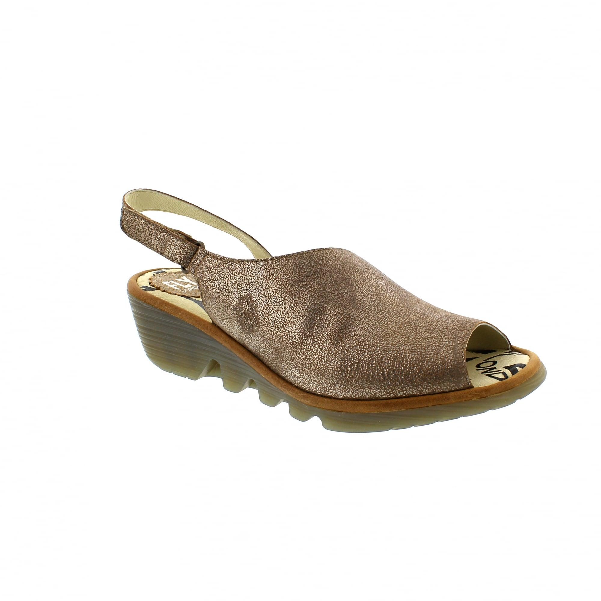 Fly London Palp 500814-001 Womens Sandals 7260ff125