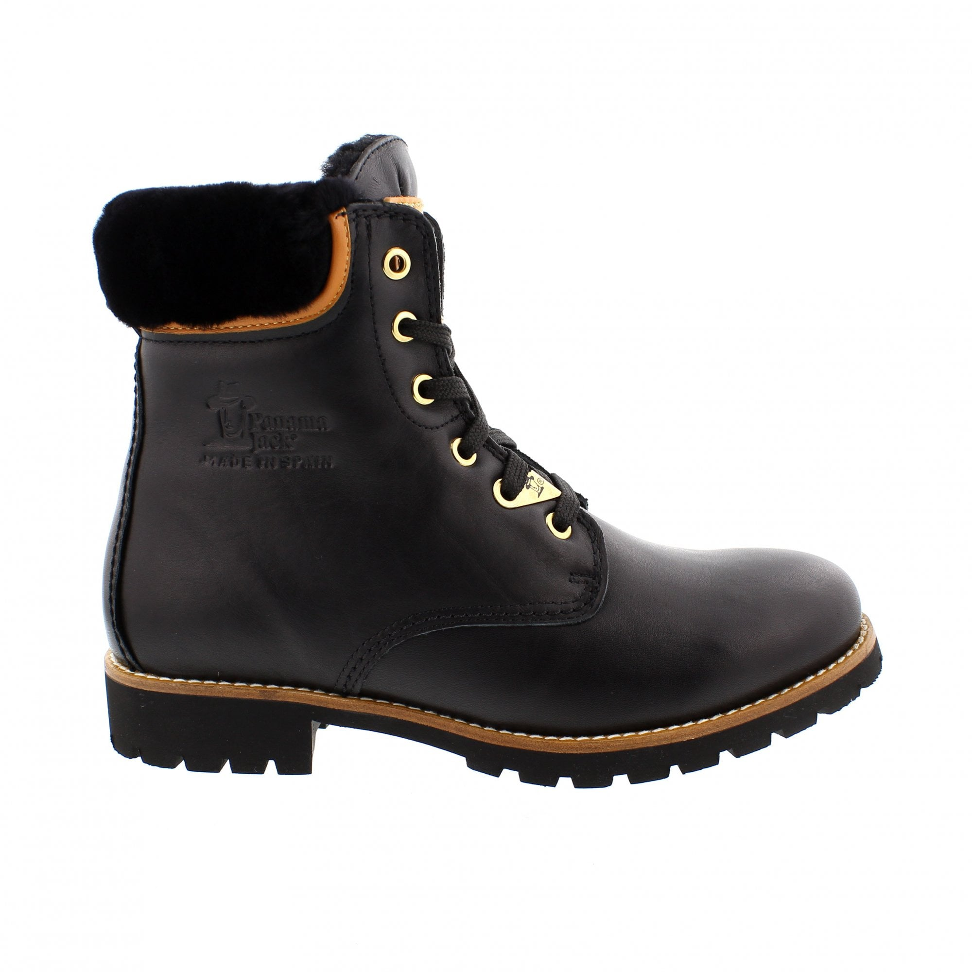 406af858ad881a Panama Jack 03 Igloo Travelling B2 Napa Womens Ankle Boots ...