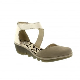 Fly London Pat 500801-011 Womens Sandals