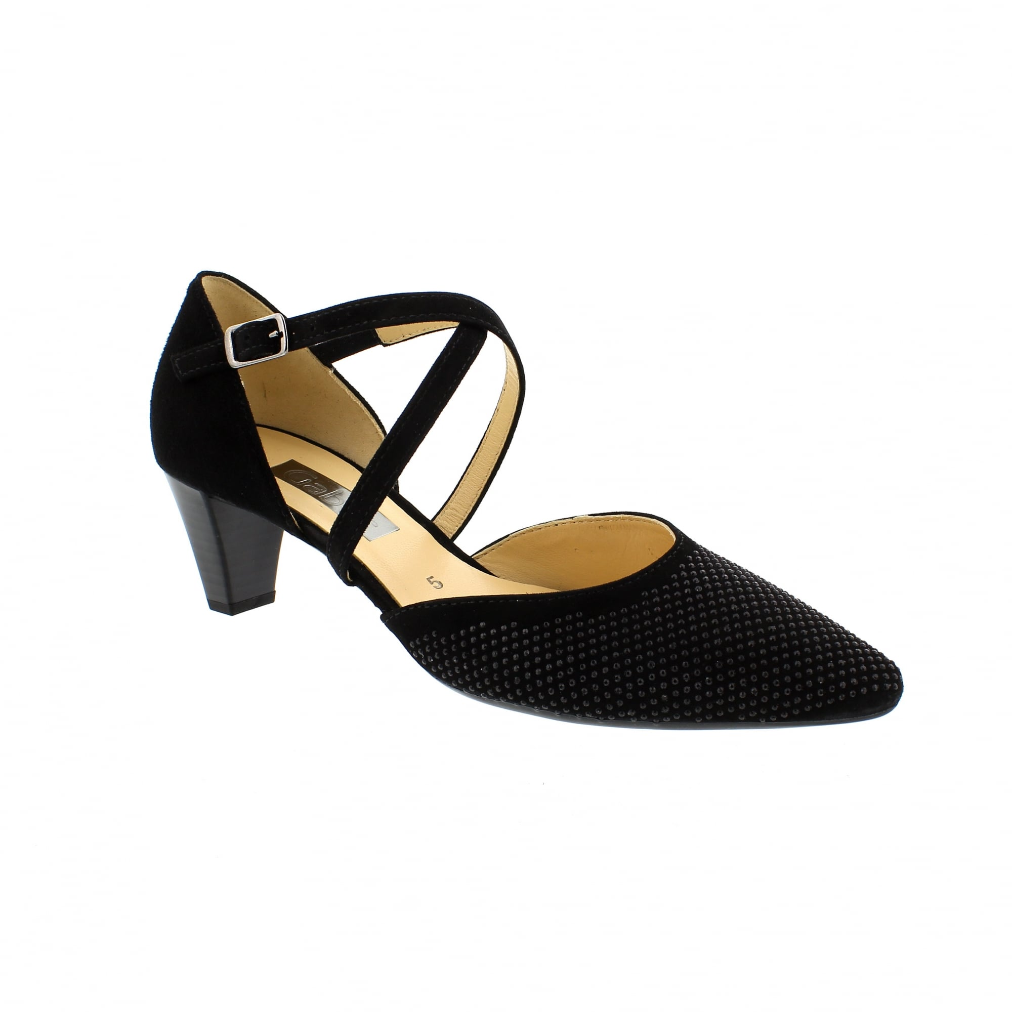 993229ba223 Gabor Frederica 81-361-17 Womens Mary Jane Bar Shoes | Rogerson Shoes