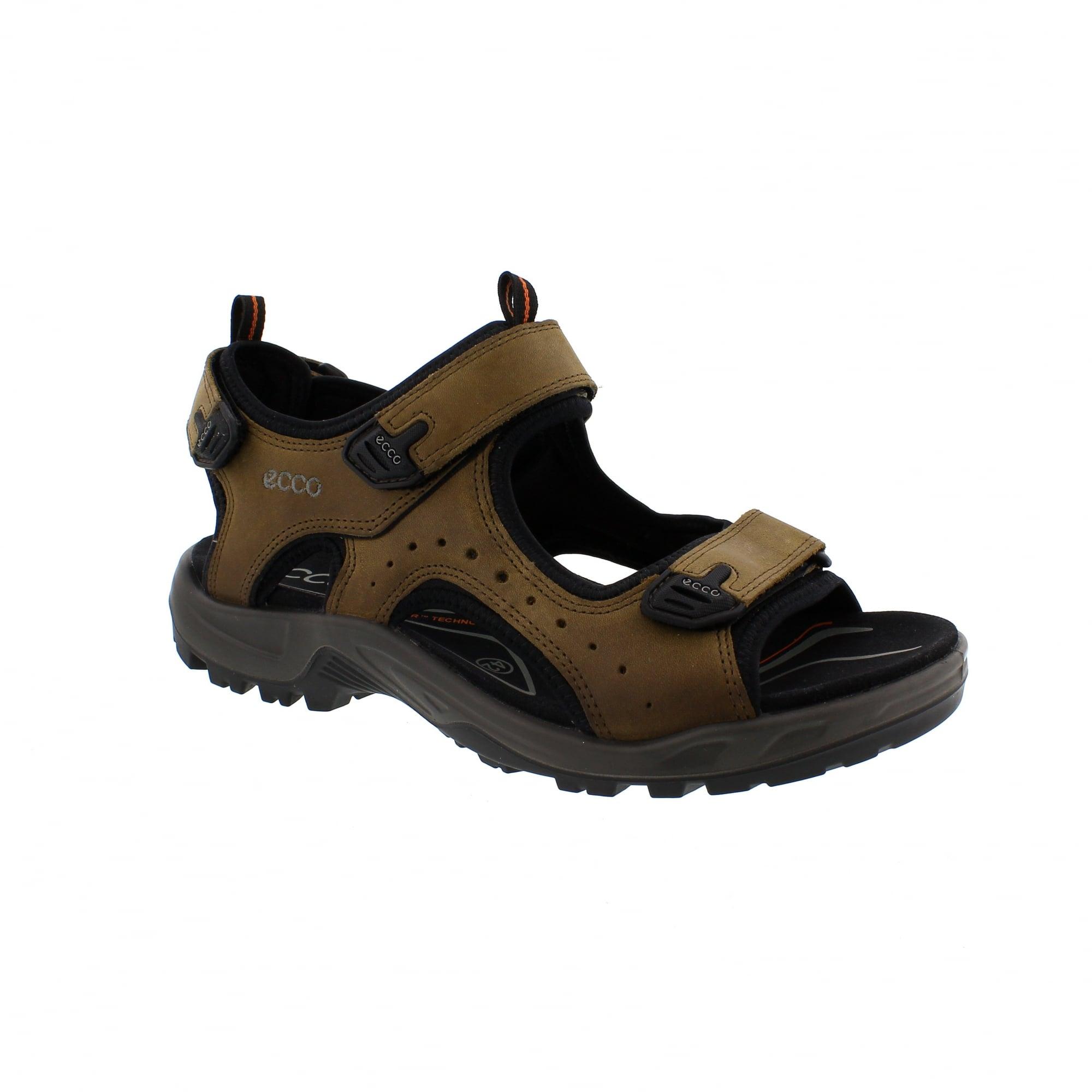 8708618e56c7 Ecco Offroad 822044-02114 Mens Walking Sandals
