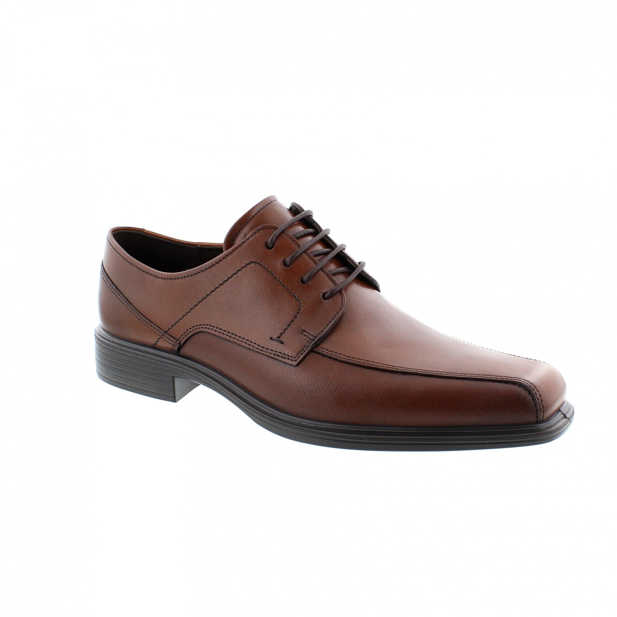 fc24bdc63b14 Ecco Johannesburg 623544-01053 Mens Lace Up Shoes