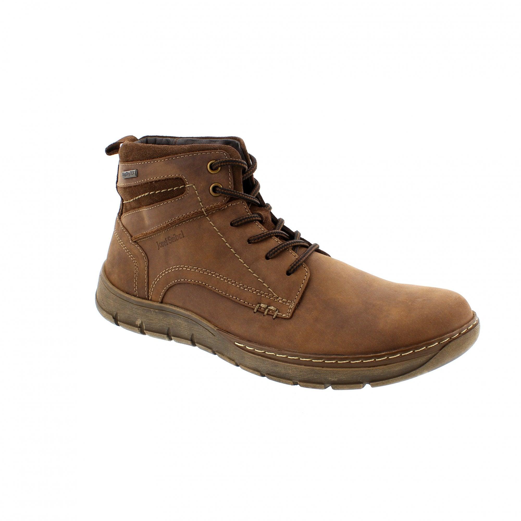 33c764e09c139 Josef Seibel Jonas 01 13851-PL768330 Mens Ankle Boots | Rogerson Shoes