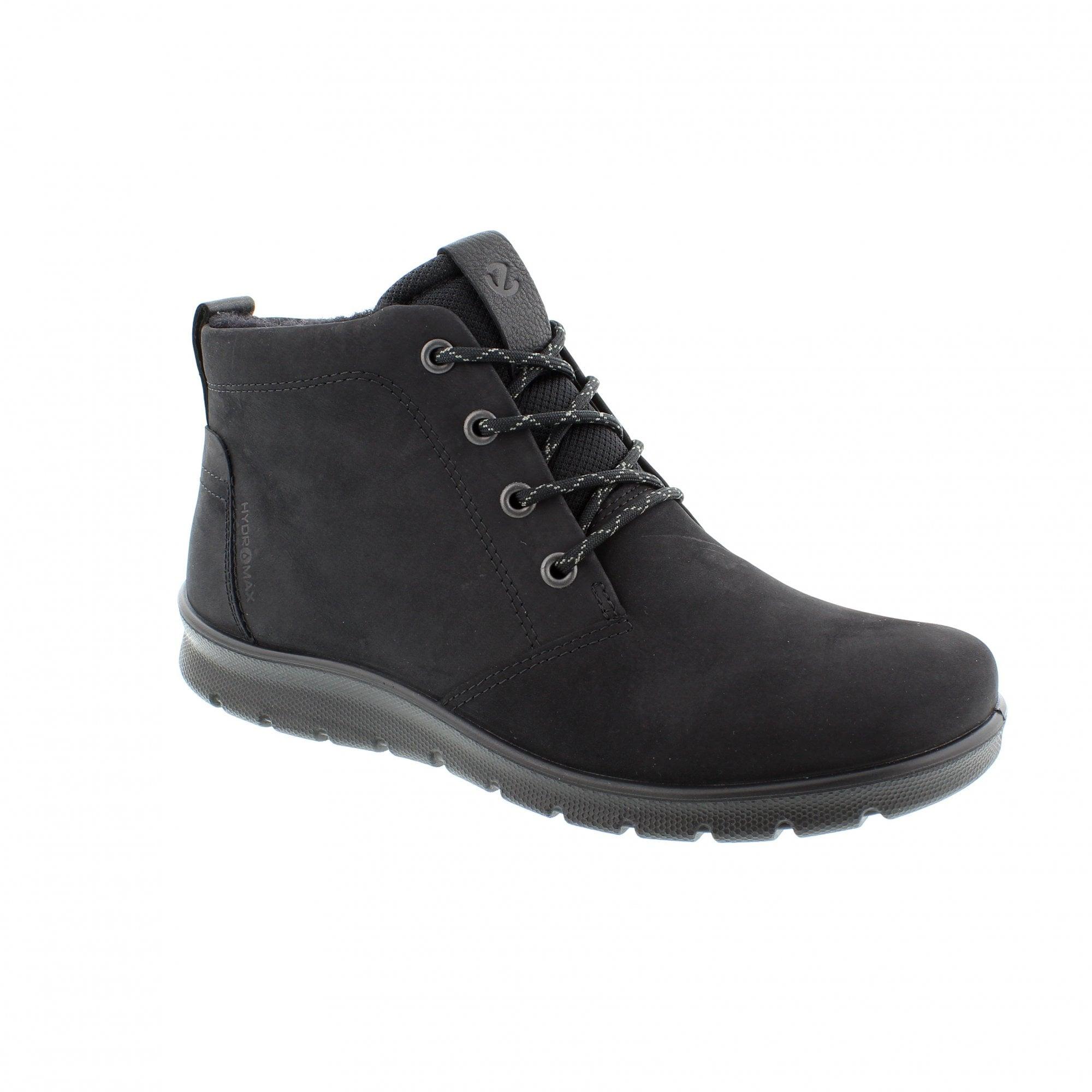 579dcfd852508 Ecco Babett 215613-12001 Womens Ankle Boots | Rogerson Shoes