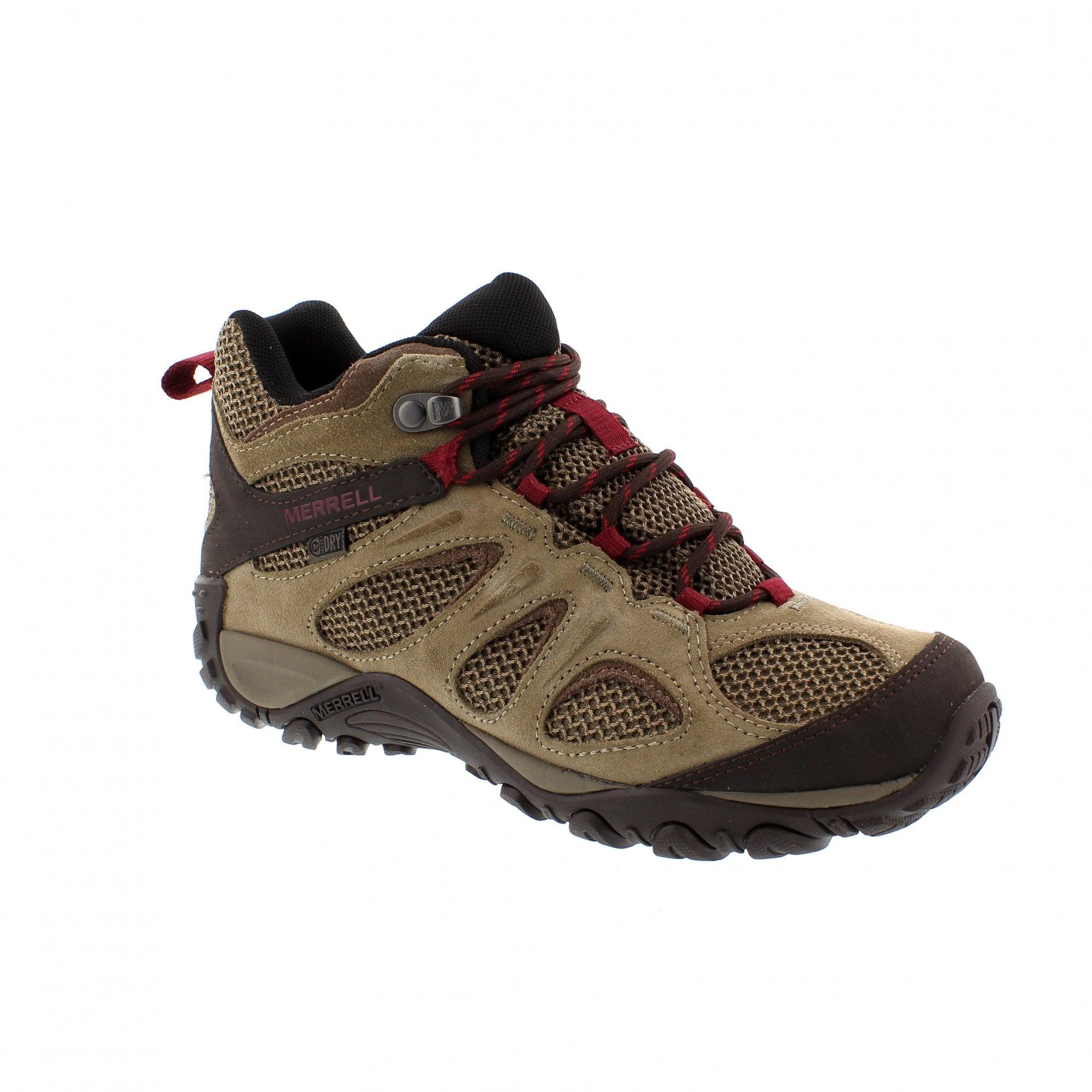 443f4620bf3ef Merrell Yokota 2 Mid Waterproof | J77388 - Womens from Rogerson Shoes UK