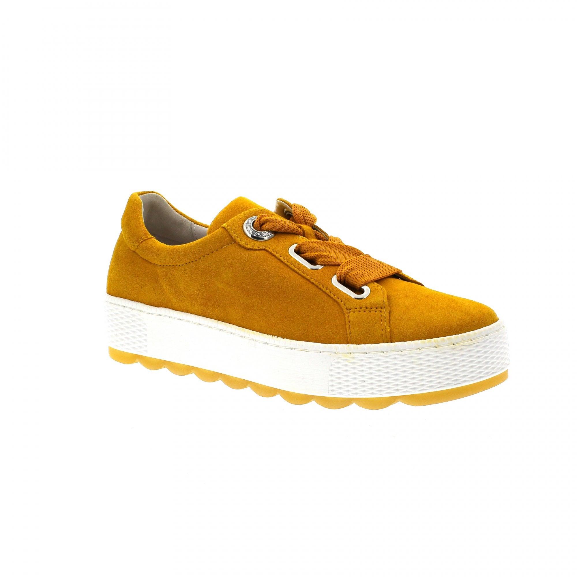 Gabor Quaint 46-535-22 Yellow Suede