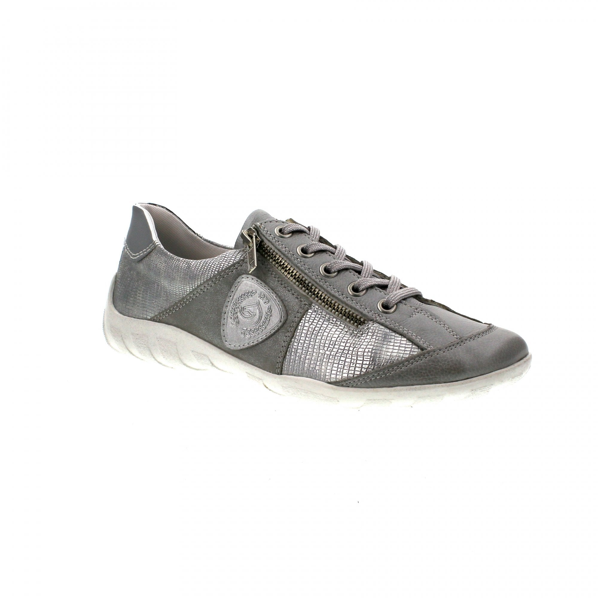 Remonte R3409-90 Grey/Silver Womens
