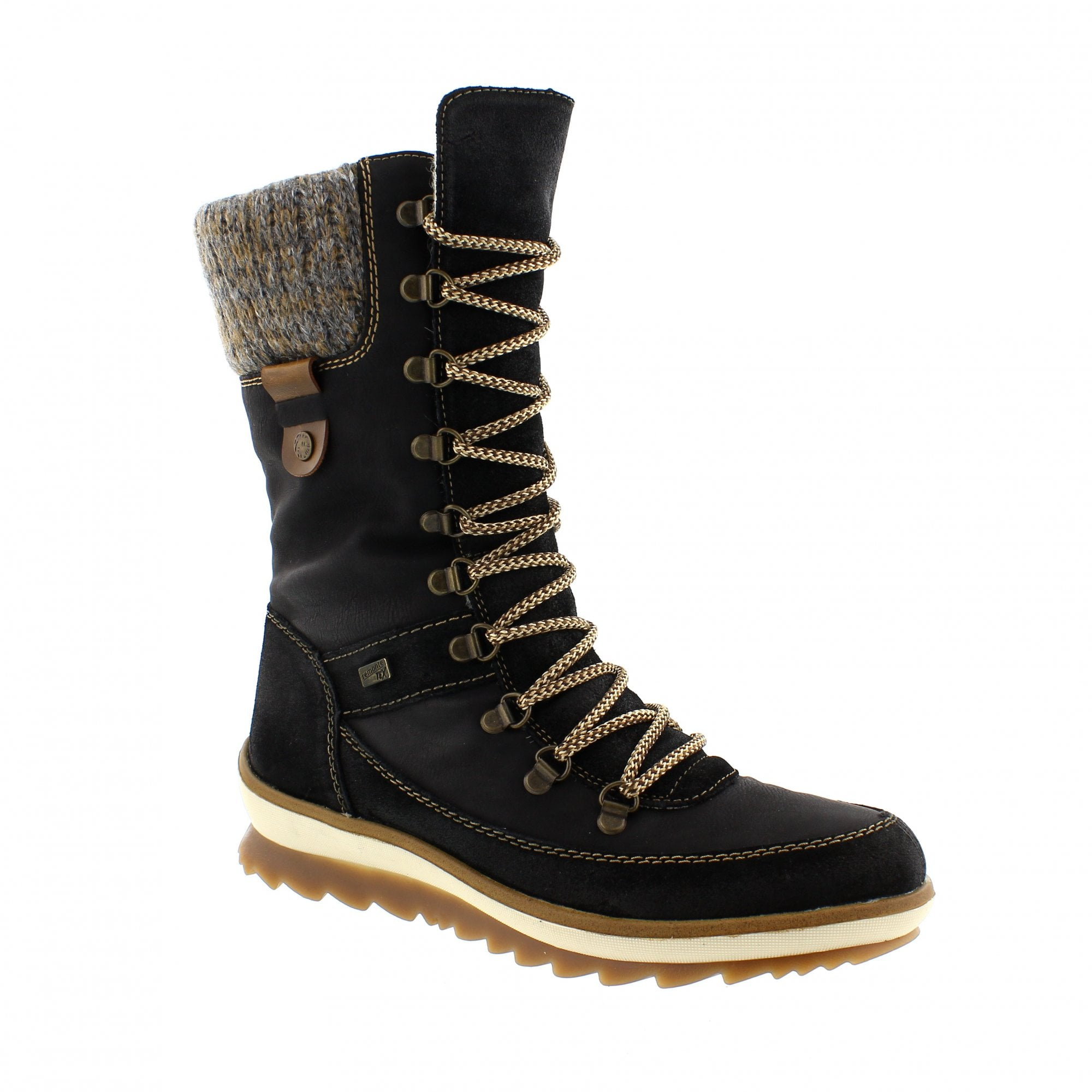 2697ca7694c320 Remonte R4371-02 Womens Mid Calf Boots