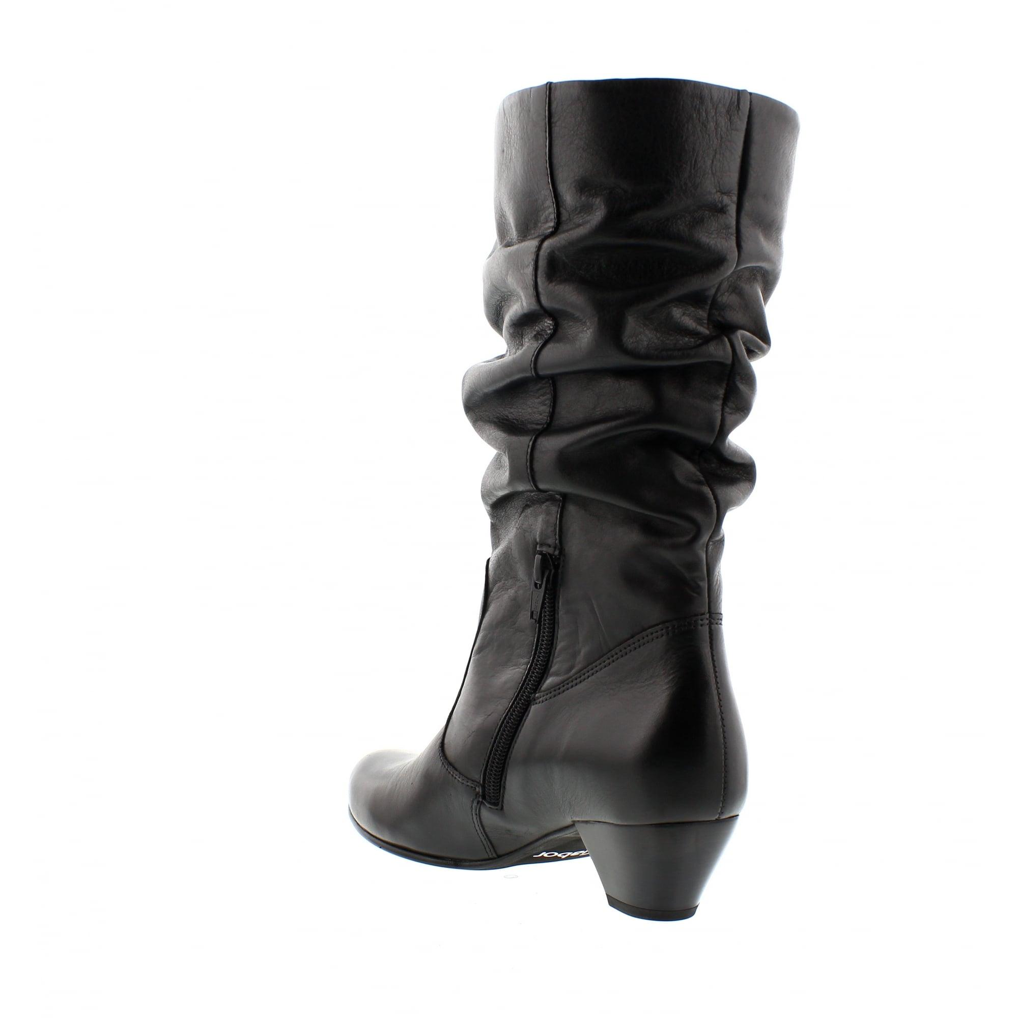 Gabor Rachel 96-072-57 Black Leather