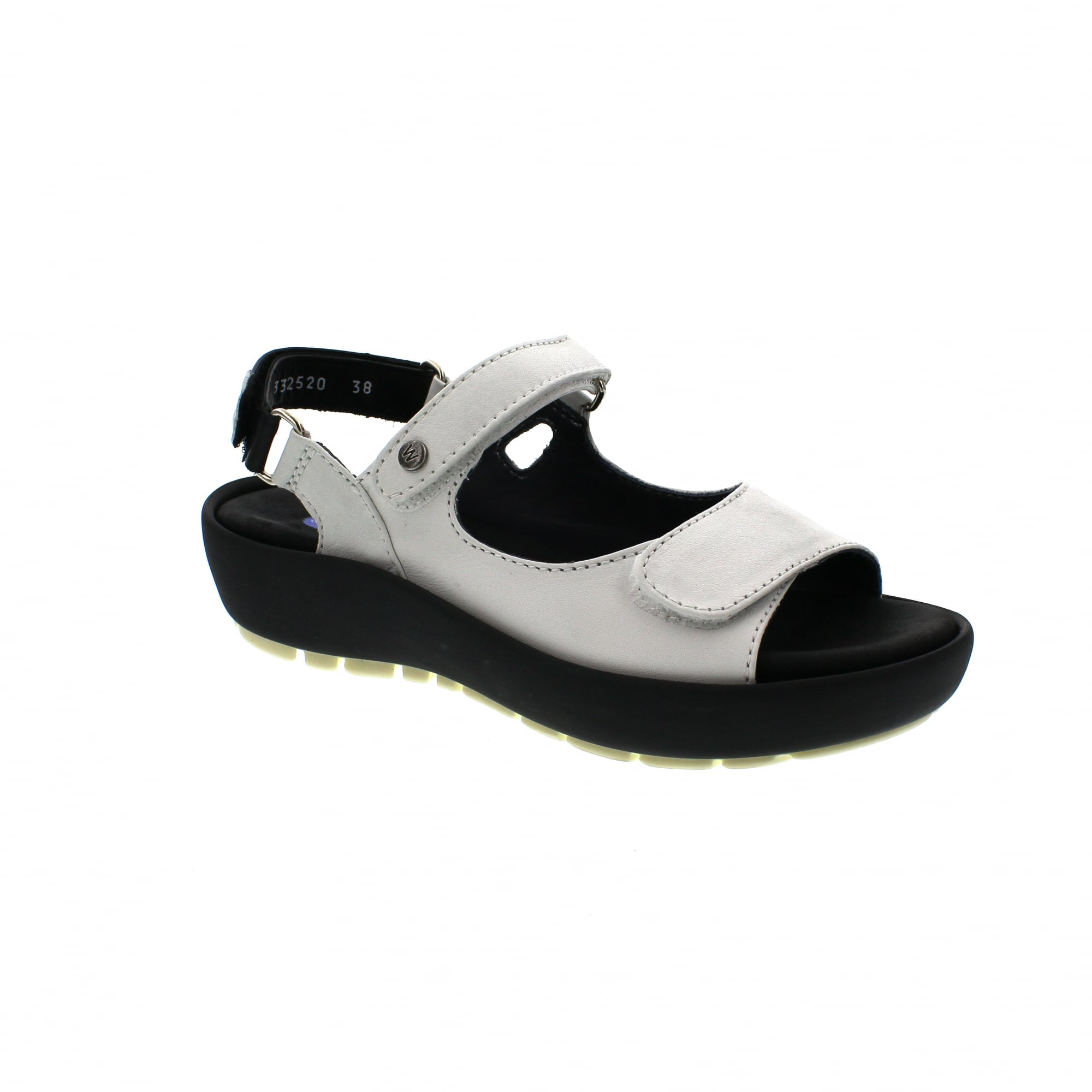 b84126e4e3 Wolky Rio 03325-20-100 Womens Walking Sandals