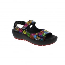Wolky Rio 03325-40-992 Womens Walking Sandals